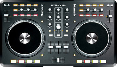 Numark Mixtrack and Mixtrack Pro
