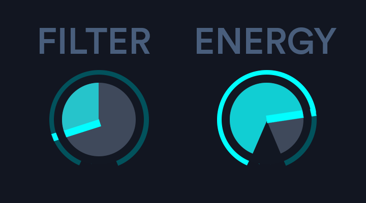 Filter and Energy
